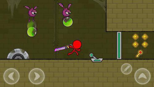 Red Stickman game chiến lược