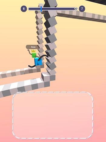 game vẽ chân cho hình vuông