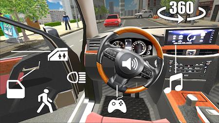Car Simulator 2 mod full tien