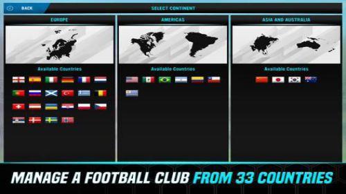 Soccer Manager 2021 800 đội bóng