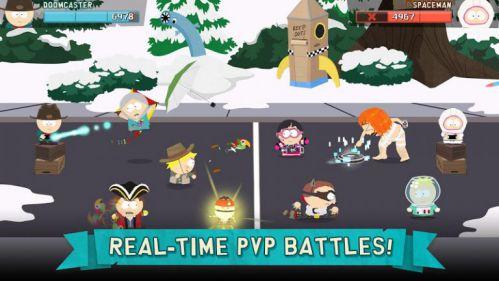 South Park mod infinite energy