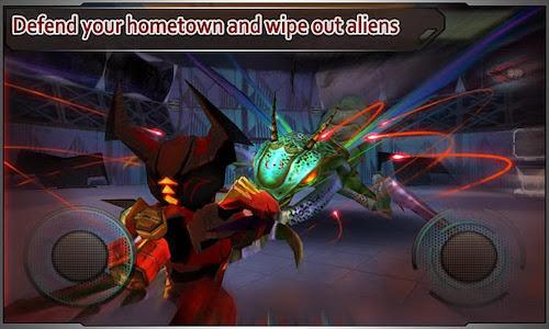 Star Warfare: Alien Invasion HD hack nhiều tiền