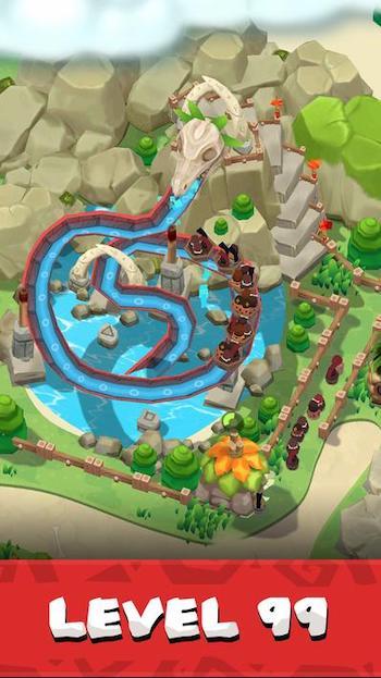 Stone Park: Prehistoric Tycoon mod vô hạn tiền