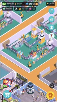 Super Factory-Tycoon Game game nhàn rỗi