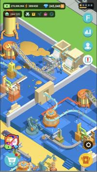 Super Factory-Tycoon Game kinh doanh