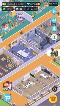 Super Factory-Tycoon Game mod vô hạn tiền