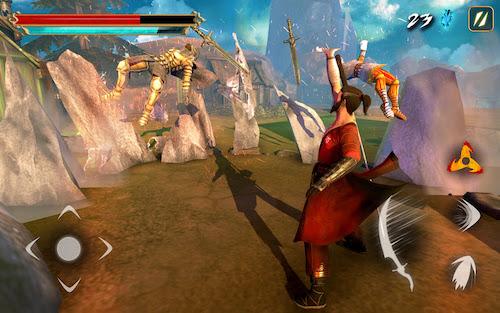 Takashi Ninja Warrior mod unlimited gold