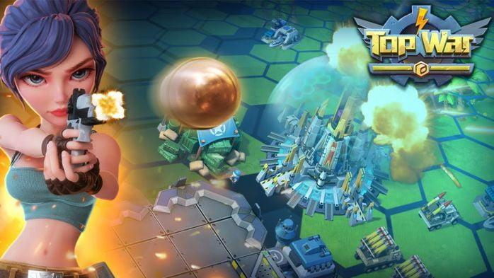 top war battle game mod apk
