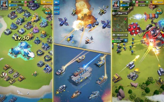 top war battle hack