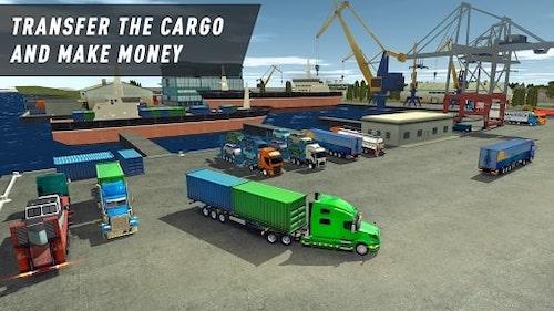 Game lái xe tải