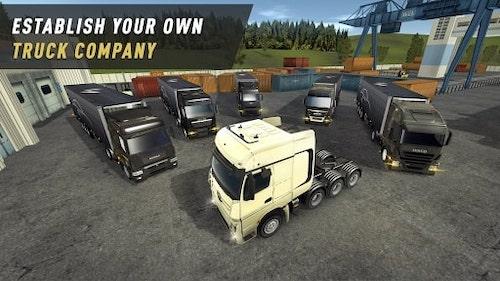 Tải Truck World mod vô hạn tiền