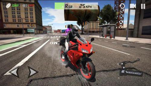 Ultimate Motorcycle Simulator lái xe