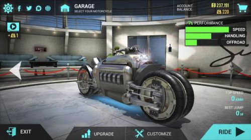 Ultimate Motorcycle Simulator moto