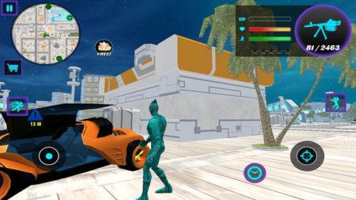 Unlimited Speed hero tốc độ