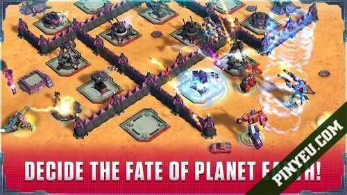 Tai game Transformers: Earth Wars