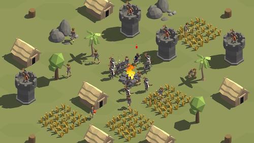 game chiến thuật hấp dẫn