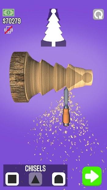 Woodturning mod vô hạn tiền