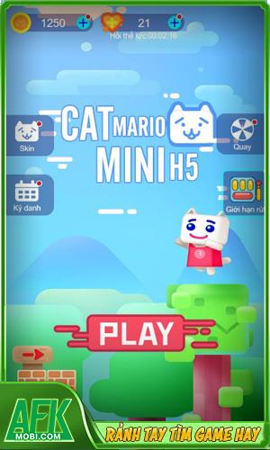 Cat Mario Mini H5
