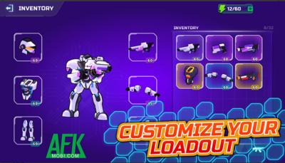 Loot Legends Robots vs Aliens