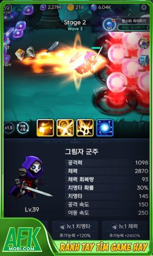Shadow Knights Idle RPG