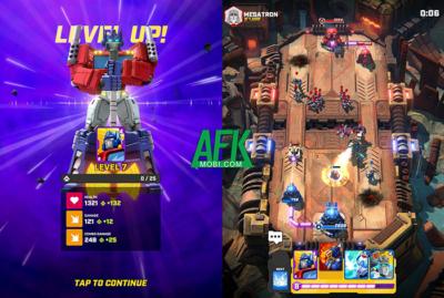 Transformers Tactical Arena
