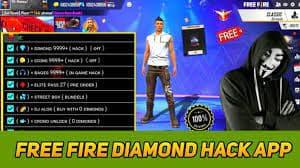 free fire hack 9999999 diamonds