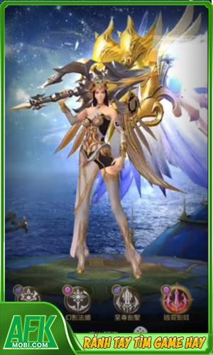 Wild Hunter Goddess